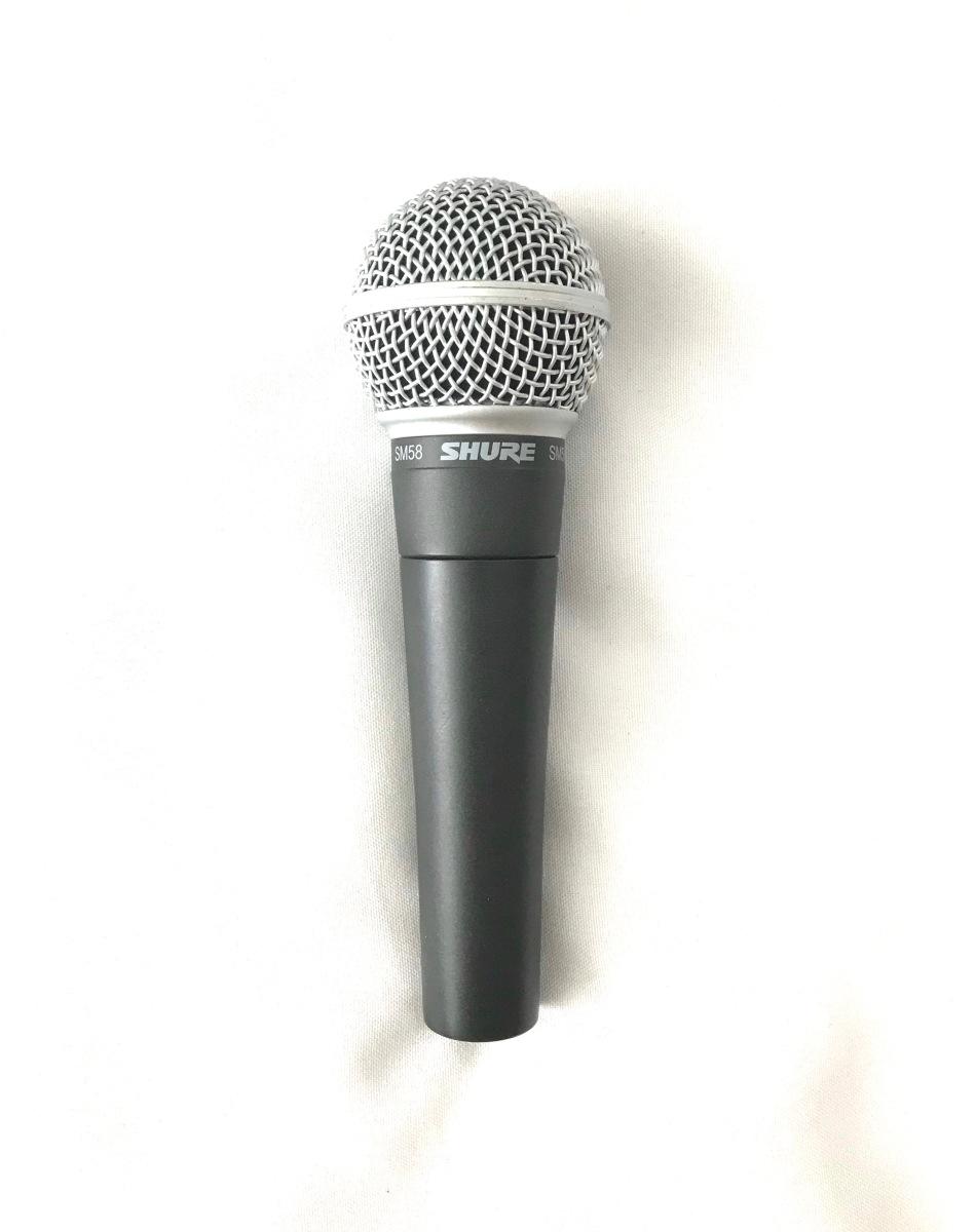 Shure 58 Microphone