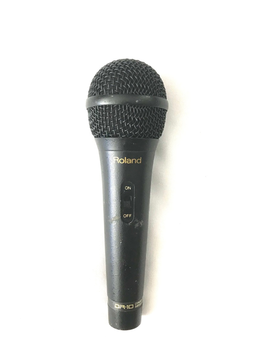 Roland DR10 Microphone