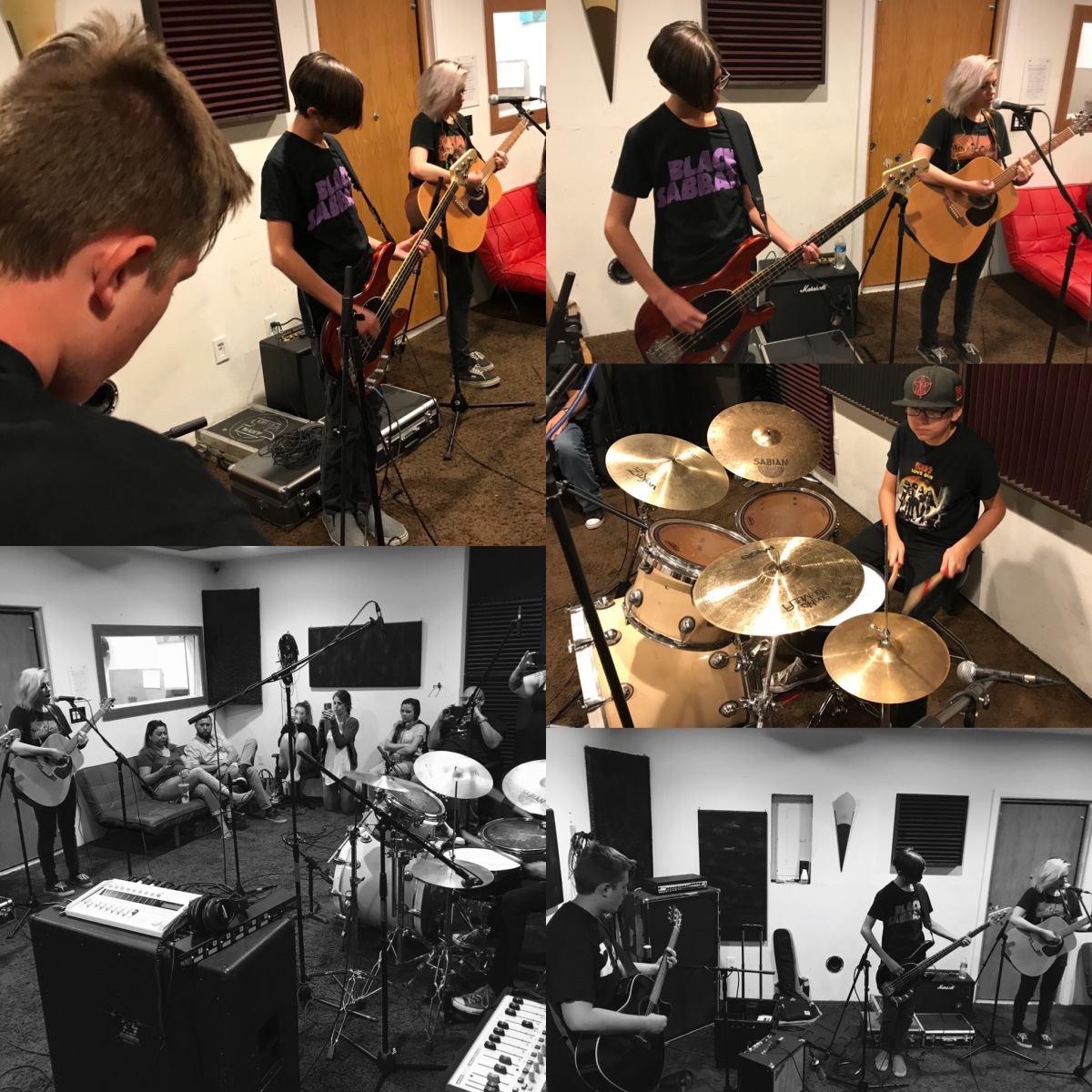 Invictus at Vibratory Productions