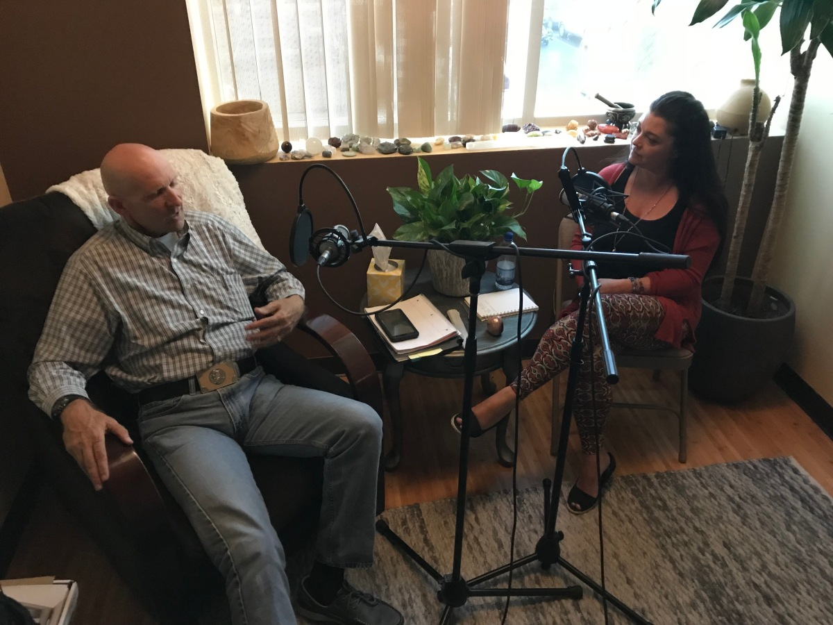 Path of the Lightworker Podcast produced by Vibratory Productions