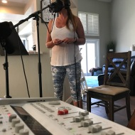 Vibratory Productions home recording,Mary Lynn Bates
