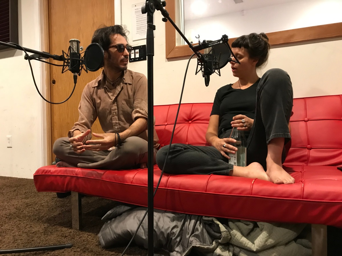 Dusty Santamaria+Moira Ichiban+Vibratory Productions